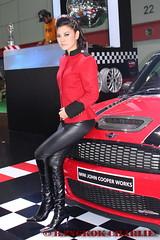 Bangkok Motor Show 2010 (bangkok.charlie) Tags: show girl asian thailand pretty boots bangkok thai motor hostess pretties
