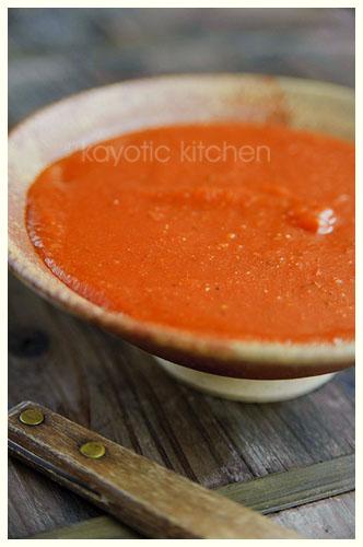 Quick Enchilada Sauce