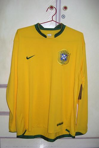 Brazil 2006-2007 Home L/S