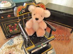 Tiny Bear & VHTF High Chair