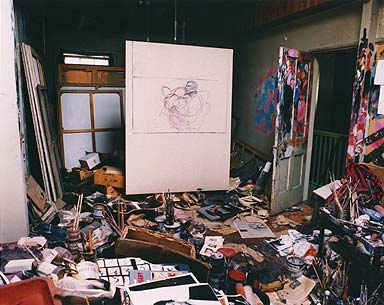 francis bacon´s studio 2