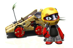 ModNation Racers: Mouse Trap