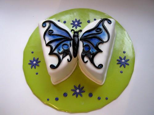 Butterfly Cake by Cake Maniac