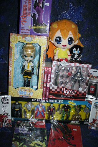 148/365- Animadness/comic book shop haul