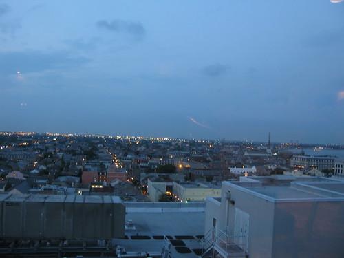 Nueva Orleans de noche
