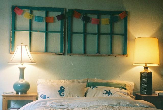 New Bedside Lamp (left)