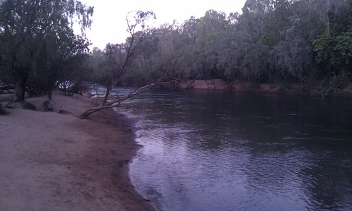 Low Level Park in Katherine