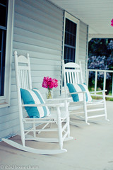 peonies-porch-2011-99 (thirdhousecharm) Tags: peony frontporch rockingchairs wraparoundporch awningstripe