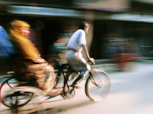 Rickshaw by azkin