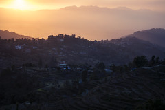 (toeytoeytoeytoeytoey) Tags: travel asia nepal culture hindu kathmandu bhaktapur patan valley winter nepali nagarkot sunset nature landscape himalaya himalayas mountain