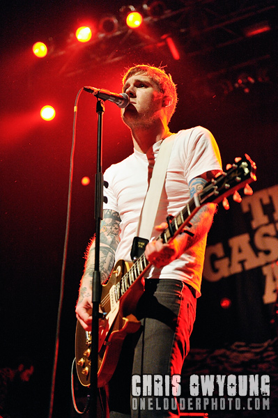 The Gaslight Anthem - Terminal 5, NYC