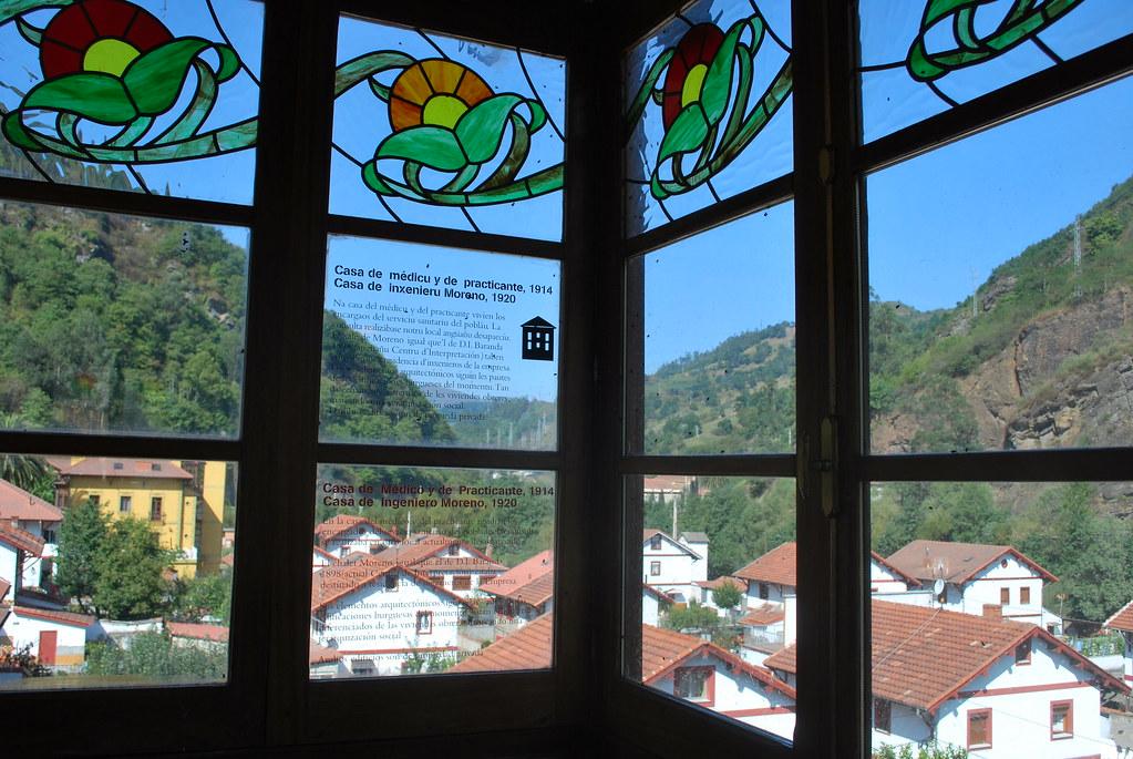 Galeria del Centro de Interpretación - Foto cedida por Carmen Alonso