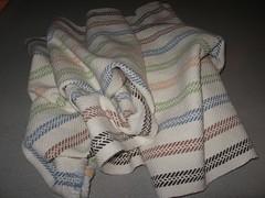 IMG_2346.JPG (sheeprulealiceknits) Tags: carpet warp towels twill