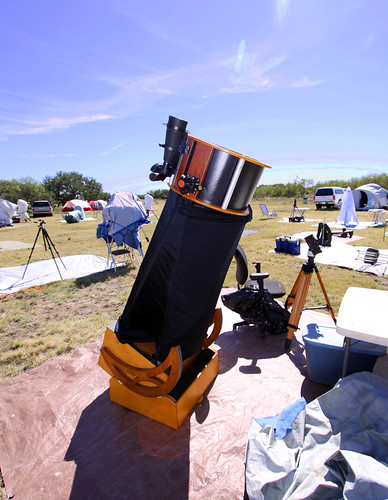Nice Dobsonian at Eldorado Star Party
