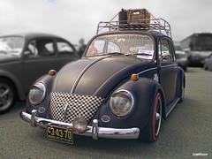 1967 VW Rat Rod (kenmojr) Tags: auto classic car vw vintage antique beetle vehicle kenmo krm