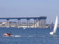 CORONADO BRIDGE (DeeJaySD) Tags: california sandiego coronado coronadobridge sooc s1500