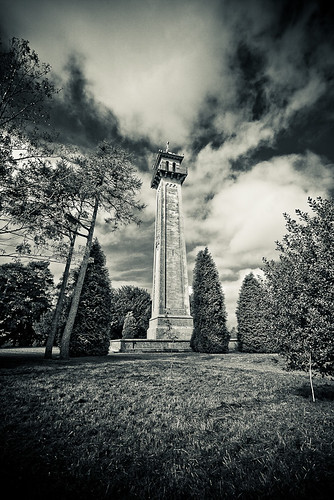 The Somerset Monument, South Gloucestershire