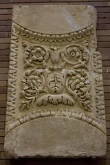Sofito de arquitrabe (Richard Alen) Tags: arte escultura artexhibition mérida museos ruinasromanas richardalen lafactoriaderichardalen