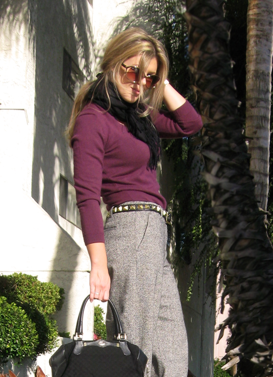 burgundy-halston-sweater-tweed-pants-boots-3