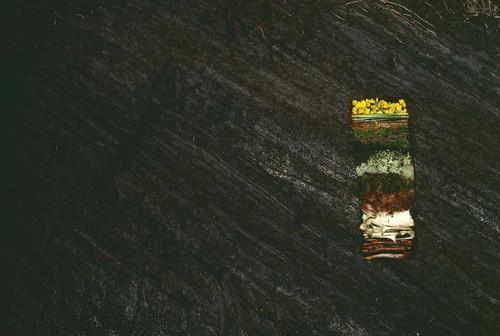 Memory Box, Achill Island 1998