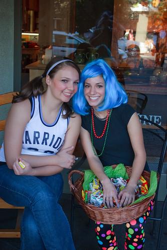 Hanna and Sierra