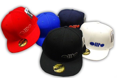 elite fitted hats