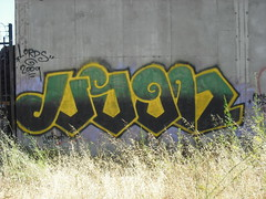 Udon graffiti - Oakland, Ca (EndlessCanvas.com) Tags: graffiti oakland udon md lords
