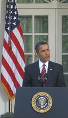 Obama Touts Health Care Victory, New Iraqi Election Law