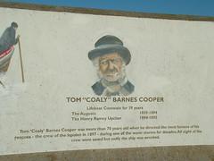 "39 - Tom ""Coaly"" Barnes Cooper"