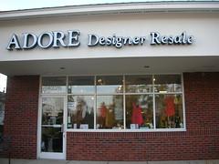 Cary NC Adore Designer Resale - www.LindaLohman.com