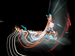 IMG_0997_edit (myguerrilla) Tags: light drive bored swirl drivinghome carshots withthecat onih35