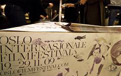 Filmfestivaler - Oslo Internasjonale filmfestival