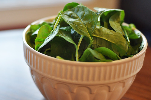 SpinachLeaves
