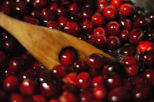 I love cranberries!
