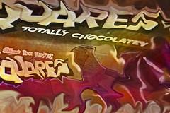 rice krispie square (robwiddowson) Tags: hot melting bend sweet chocolate crispy marshmallow snack mind melt munchies