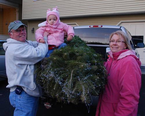Bennett Christmas Tree 2009