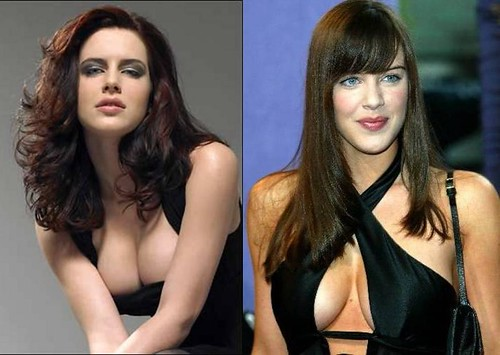 michelle ryan ass