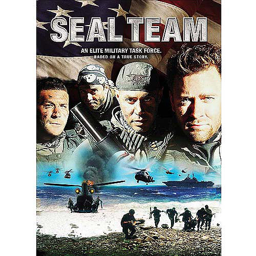 walmart Seal Team poster by Jeremy Daniel Davis