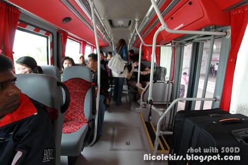 lcct transit bus