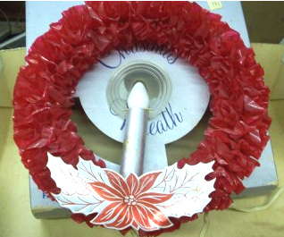 vintage-celophane-wreath