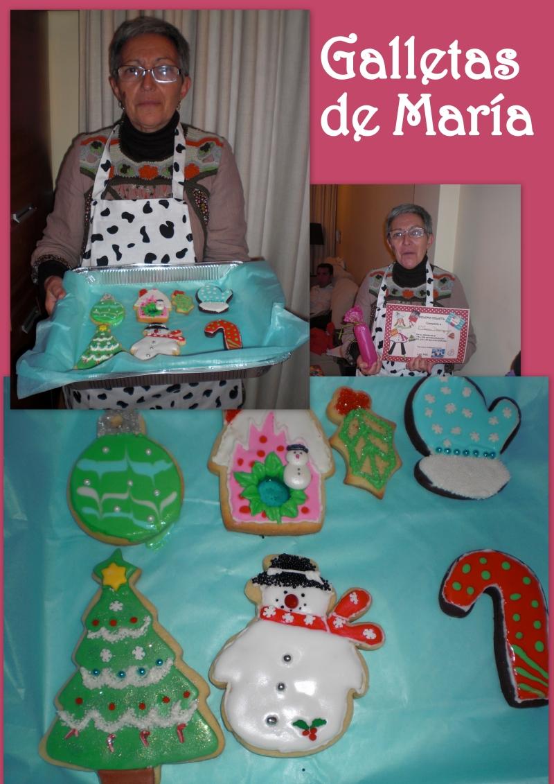 8 galletas de María