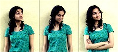 Portrait # 32, 33 and 34/100 - Me (Meera Navare) Tags: portrait girl smile face person piture meera meeranavare