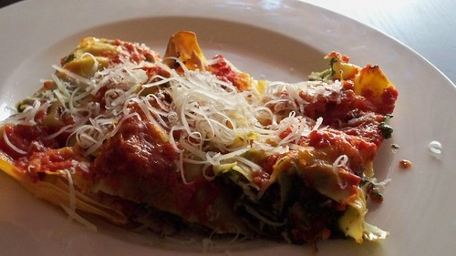 cannelloni ricotta & spinaci^^
