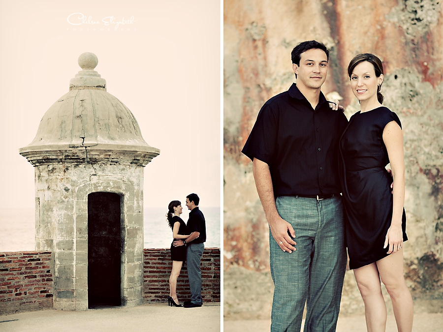 San Juan Puerto Rico destination wedding photography