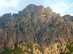 Punta di Monte Sordu au zoom
