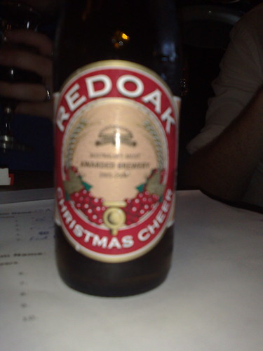 Red Oak Christmas ale