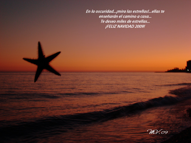 Os deseo estrellas...
