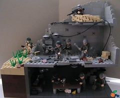 The Battle for Berlin (ORRANGE.) Tags: berlin mouse for amazing lego battle ww2 armory orrange usarmy germans the chees