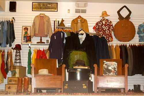 Men's Dept. upstairs