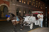 Horse Cart in Plaza Grande Merida